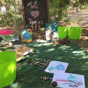 Seedlings & Saplings Nature Playgroup @ Trillion Trees    Hazelmere   Western Australia   Australia