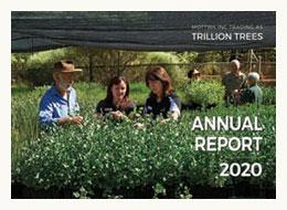 Trillion Trees Annual Report 2020